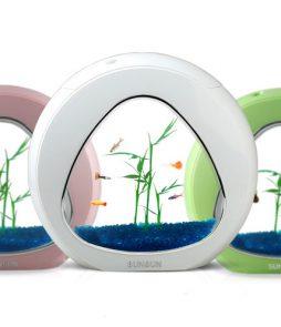 Ecologia-sistema-de-integra-o-do-filtro-do-tanque-de-peixes-LEVOU-luz-mini-nano-aqu