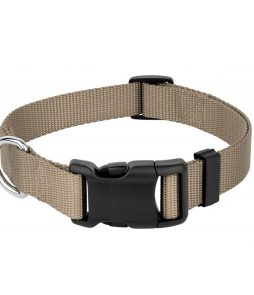 1nd-sil---deluxe-nylon-dog-collars---silver---swatch_23
